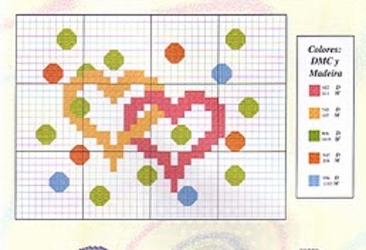 Cross Stitch Motif Series 3: Borders by Maria Diaz (English) Paperback Book